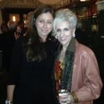 Anita Dobson and Karen J Gerrard