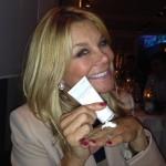 Jilly Johnson with Seams Hand Cream