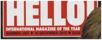 Hello magazine features Seams Hand Cream