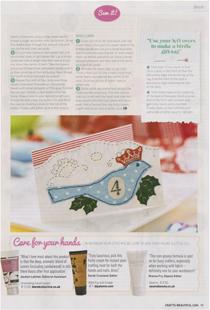 Crafts Beautiful web page