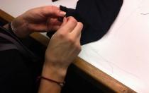 Seamstresses hands SEAMS Hand Cream