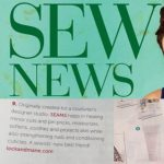 SEW NEWS Features SEAMS Hand Cream