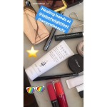 Emma White Turl Make-up SEAMS
