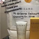 Brianne Delcourt SEAMS Hand Cream