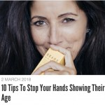 Karen J. Gerarrd 10 Tips To Stop Your Hands Ageing
