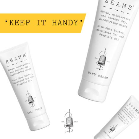 Keep It Handy SEAMS Hand Cream