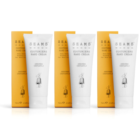 3 x SEAMS Couturiers Hand Cream