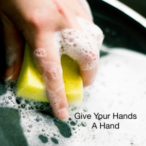 Give your hands a hands